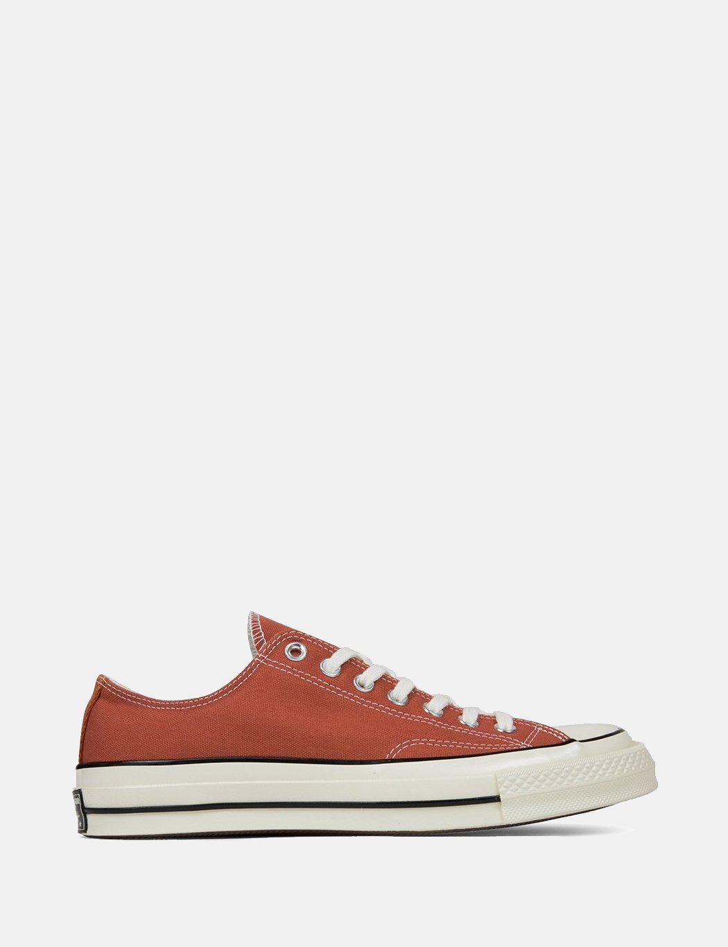 59dc131b3a225e Lyst - Converse 70 s Chuck Low 161505c (canvas) in Red for Men