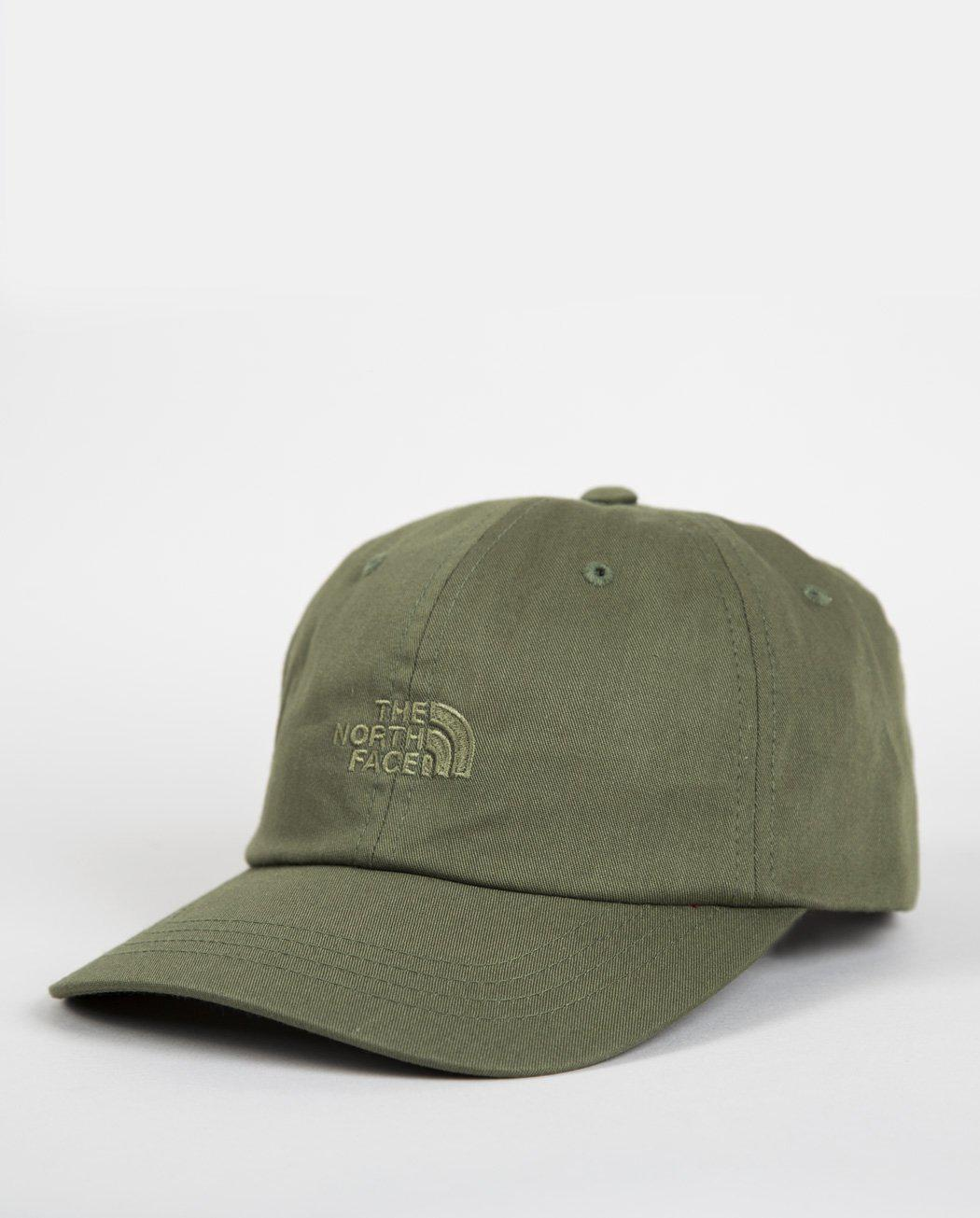 4de97b6f82b Lyst - The North Face The Norm Cap in Green for Men