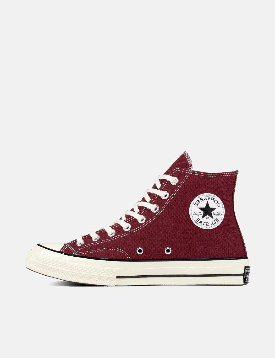 Lyst - Converse 70 s Chuck Hi 162051c (canvas) in Red for Men abb2d3549