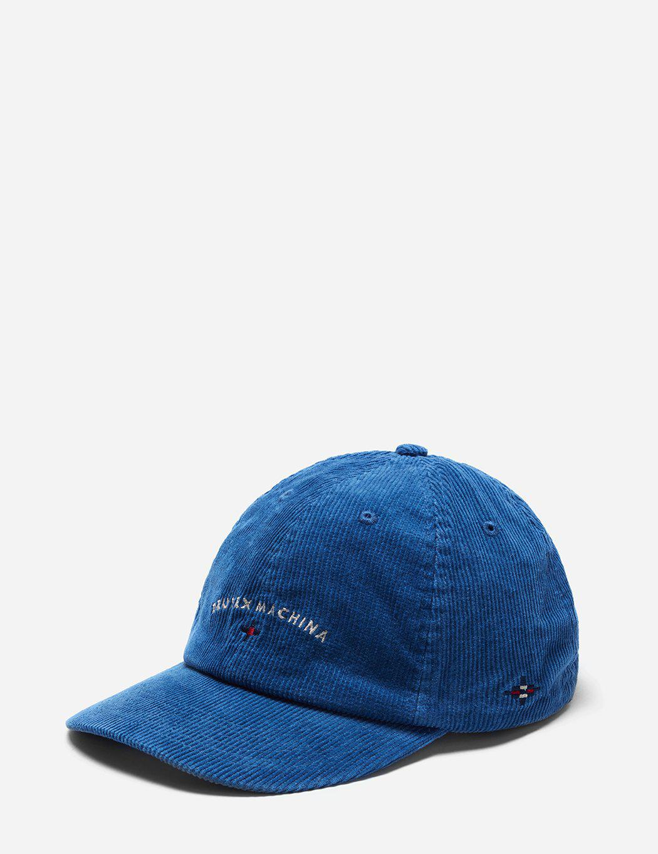 6bdf68f189d69 Deus Ex Machina Moon Dad Cap in Blue for Men - Lyst