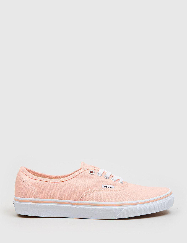 b652e342021d Lyst - Vans Pastels Authentic (canvas) in Pink for Men
