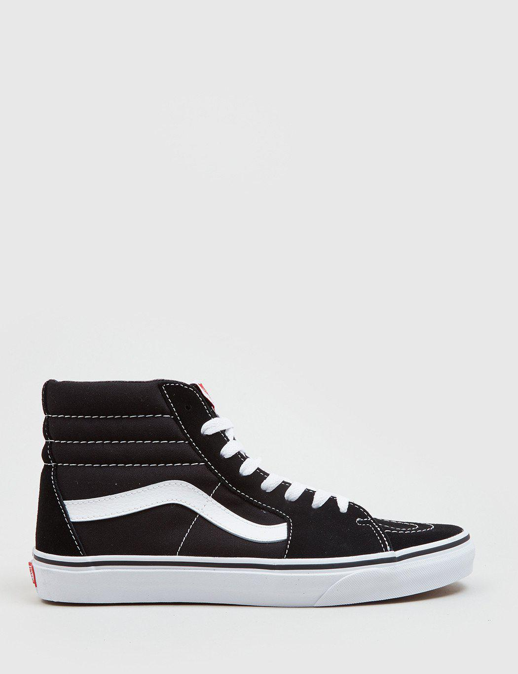 43eaaaf55d Lyst - Vans Sk8-hi 38 Dx (leather) in Black for Men - Save ...