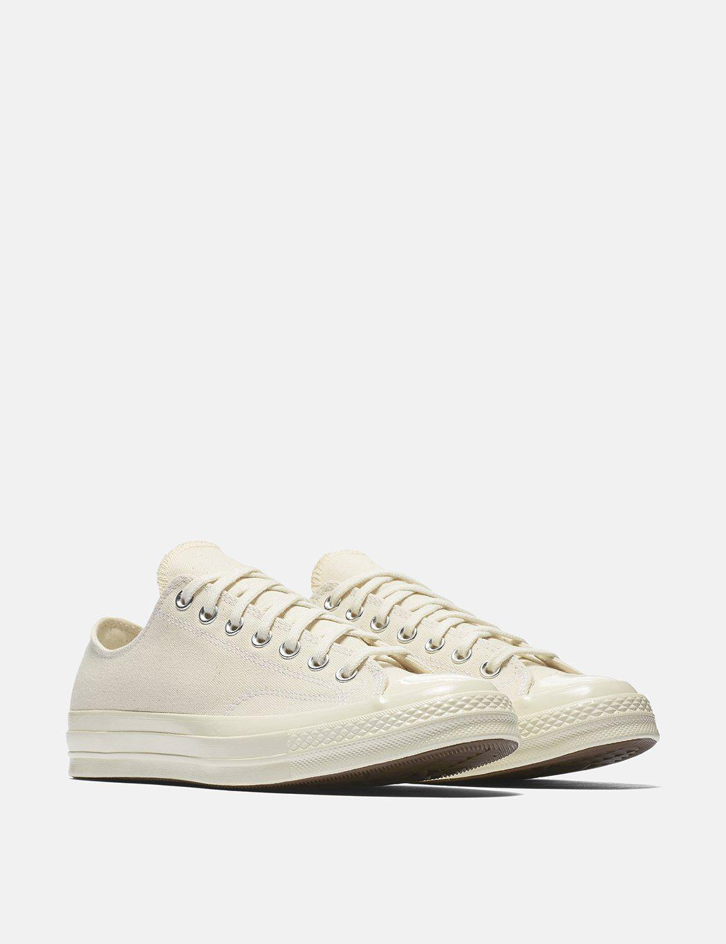 Lyst - Converse 70 s Chuck Taylor Low 151230c (canvas) in Natural for Men aaf0f1ead