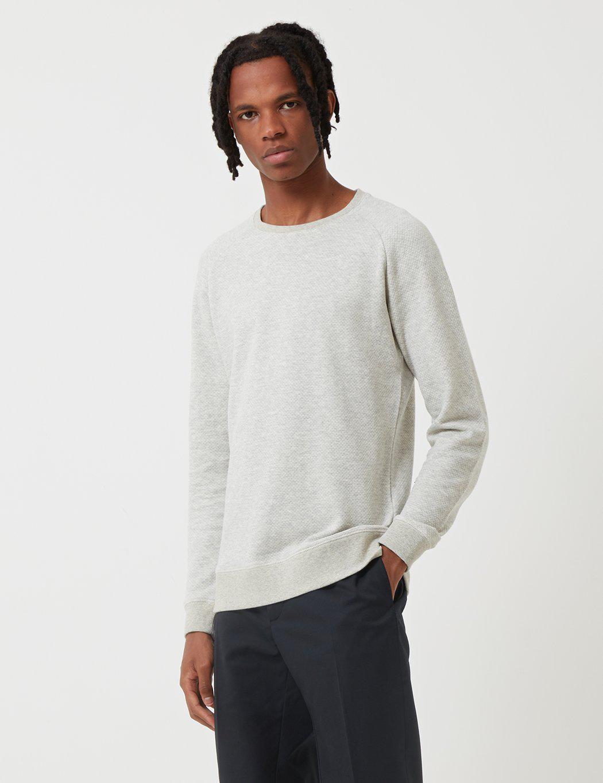 9d9f7f910 Suit Dk Suit Bruce Sweatshirt in Gray for Men - Lyst