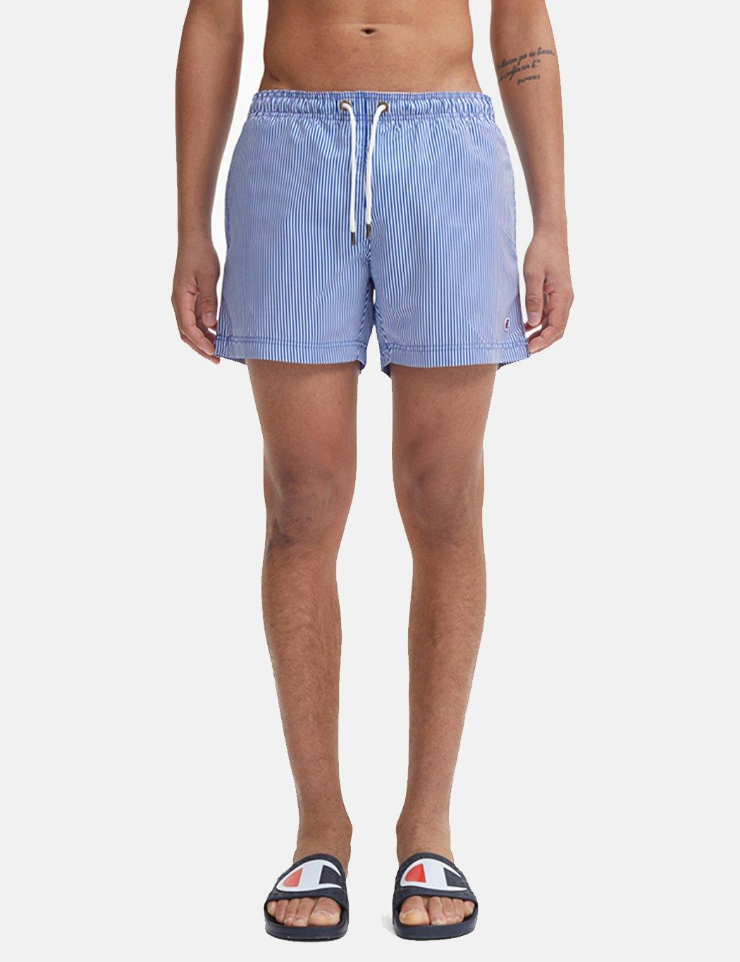 82e94c89c7 Lyst - Champion Beach Shorts in Blue for Men