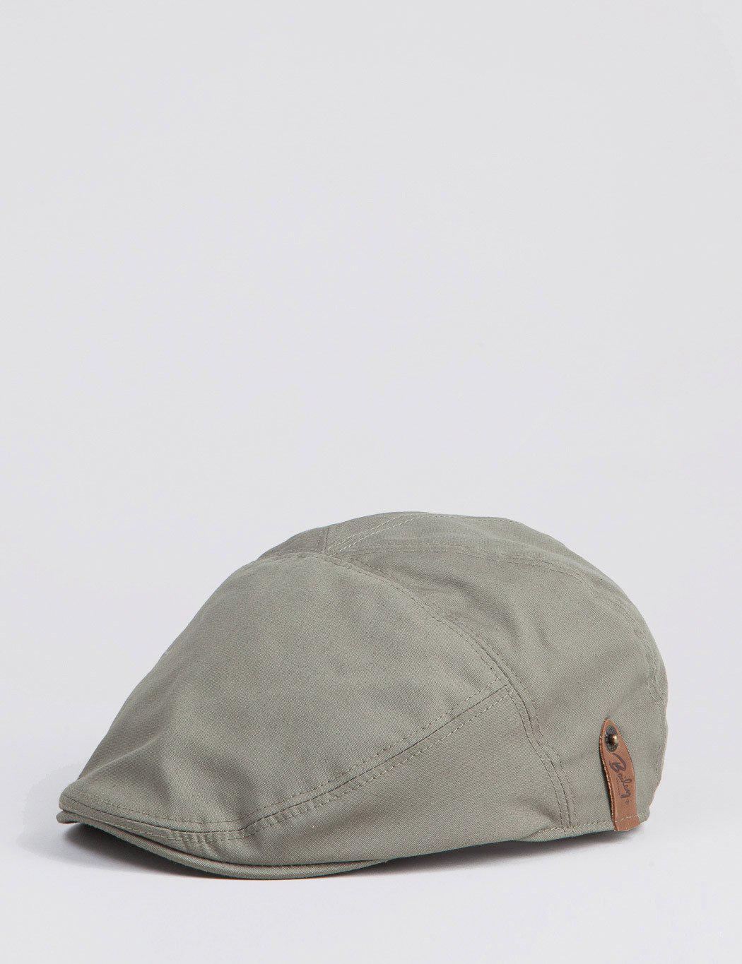 4a1424701f9 Lyst - Bailey of Hollywood Bailey Graham Waterproof Ivy Flat Cap in ...