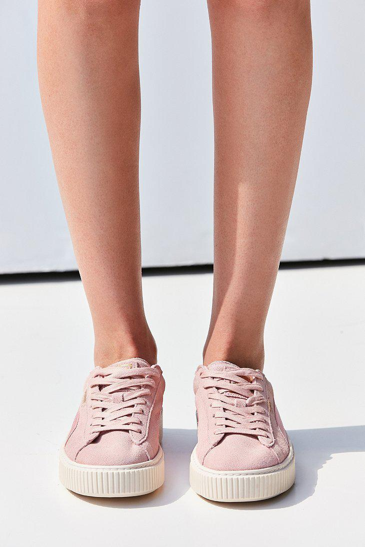 90859dd2adf Gallery. Previously sold at  Urban Outfitters · Women s Platform Sneakers  ...