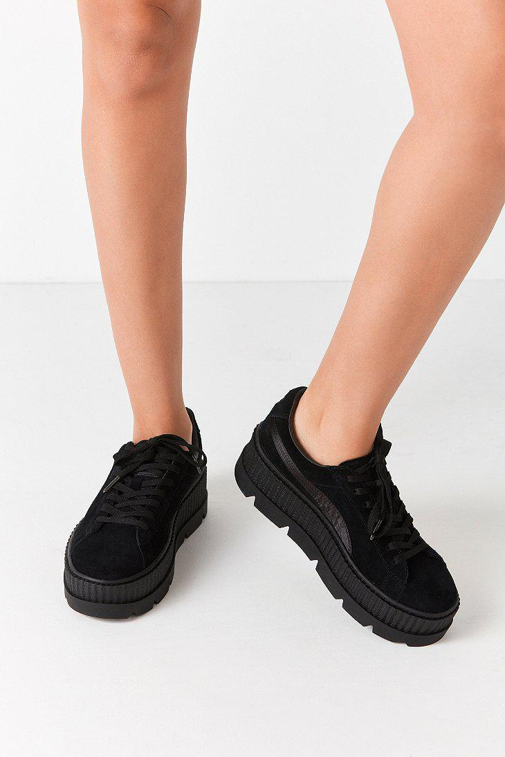 d49814148a35 Gallery. Previously sold at  Urban Outfitters · Women s Creepers Women s  Black Suede Low Tops Women s Tweed Sneakers ...