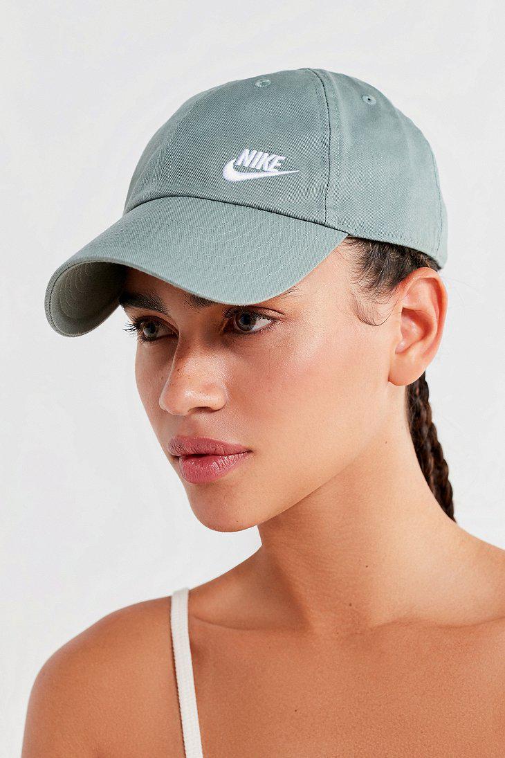 e1b47b61a44 Lyst - Nike Nike Twill H86 Classic Baseball Hat in Green