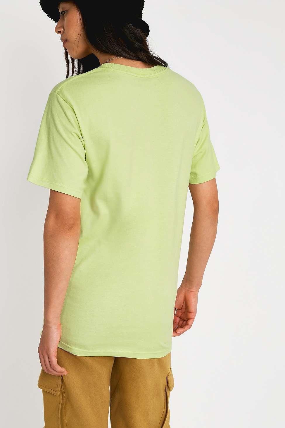 6be8a6938 Stussy - Link Pale Green T-shirt - Womens Xs - Lyst. View fullscreen
