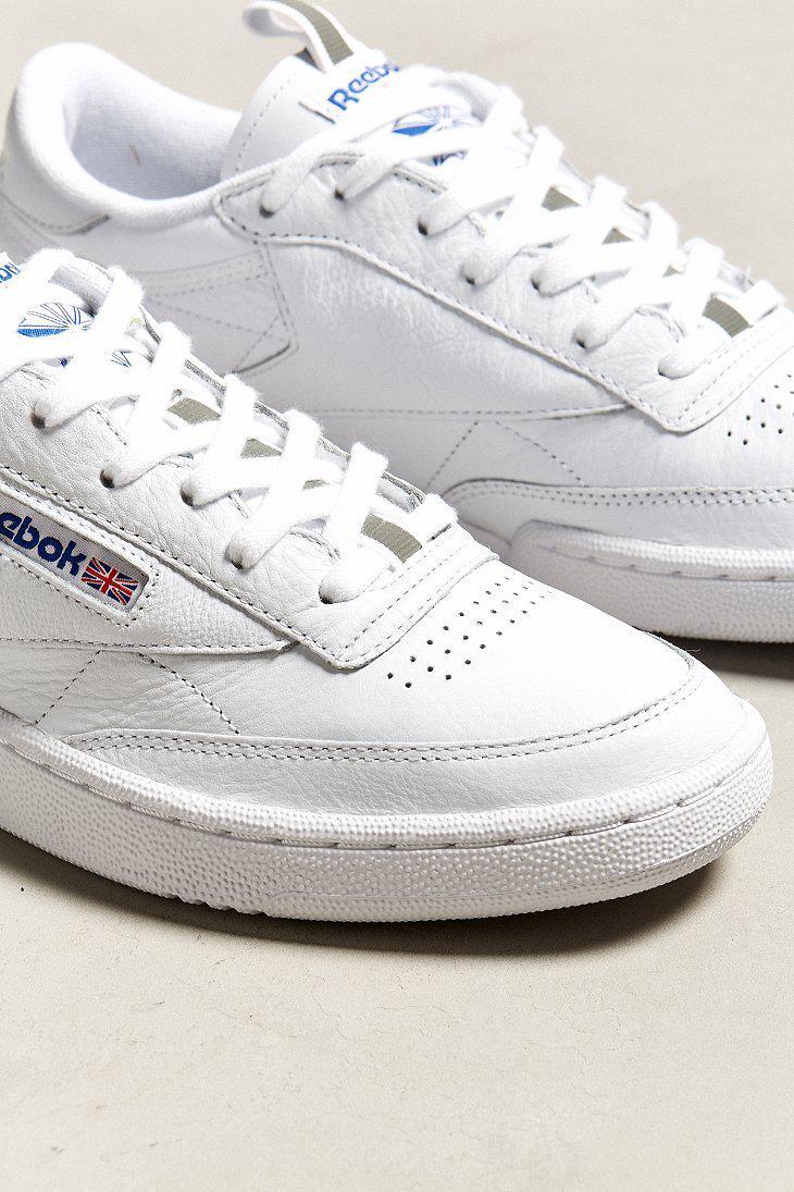 Lyst - Reebok Reebok Club C 85 Rt Sneaker in White for Men be27f33c9