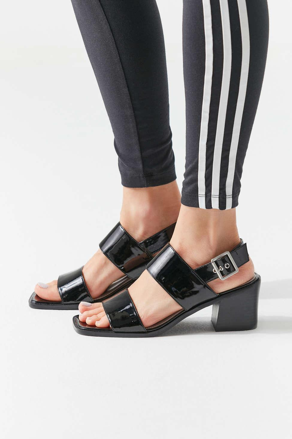 c852421d5d8 Lyst - Urban Outfitters Uo Nicole Slingback Sandal in Black
