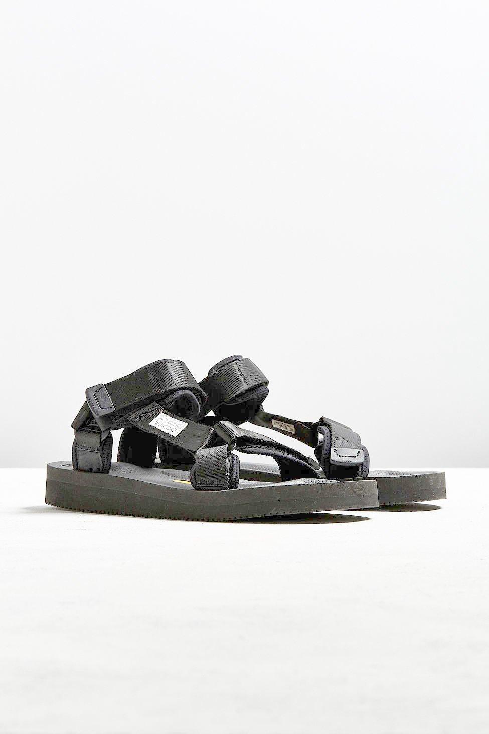 ee2575a1e310 Lyst - Suicoke Depa-v2 Sandal in Black for Men