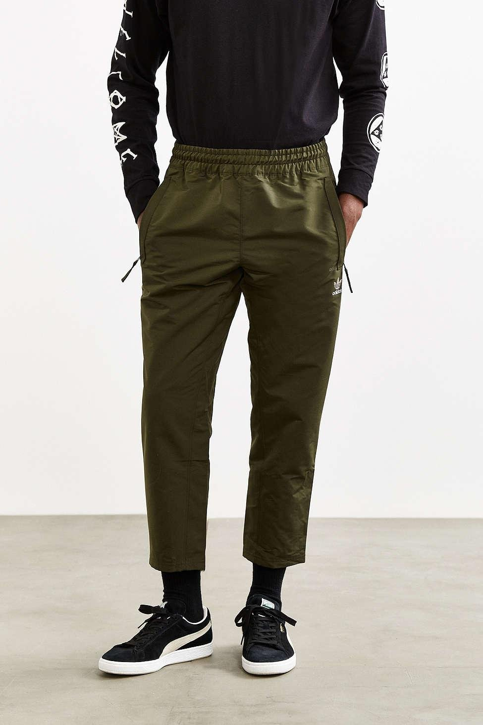 buy online 7e0be d88be Lyst - adidas Originals Fallen Future Woven Track Pant in Green for Men