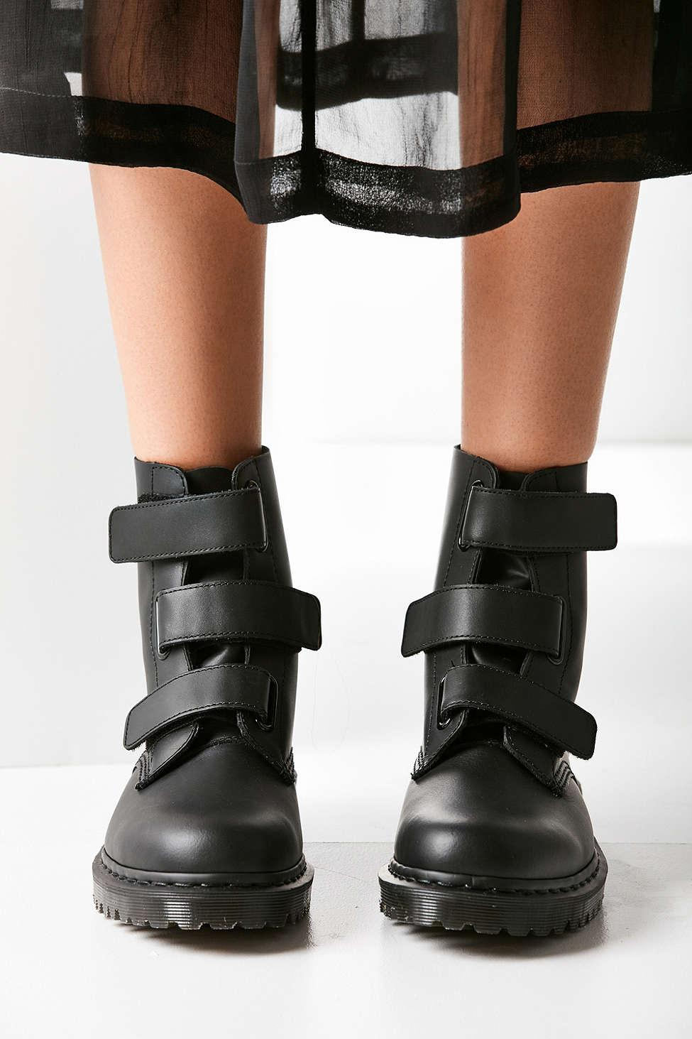 how to clean dr martens leather boots