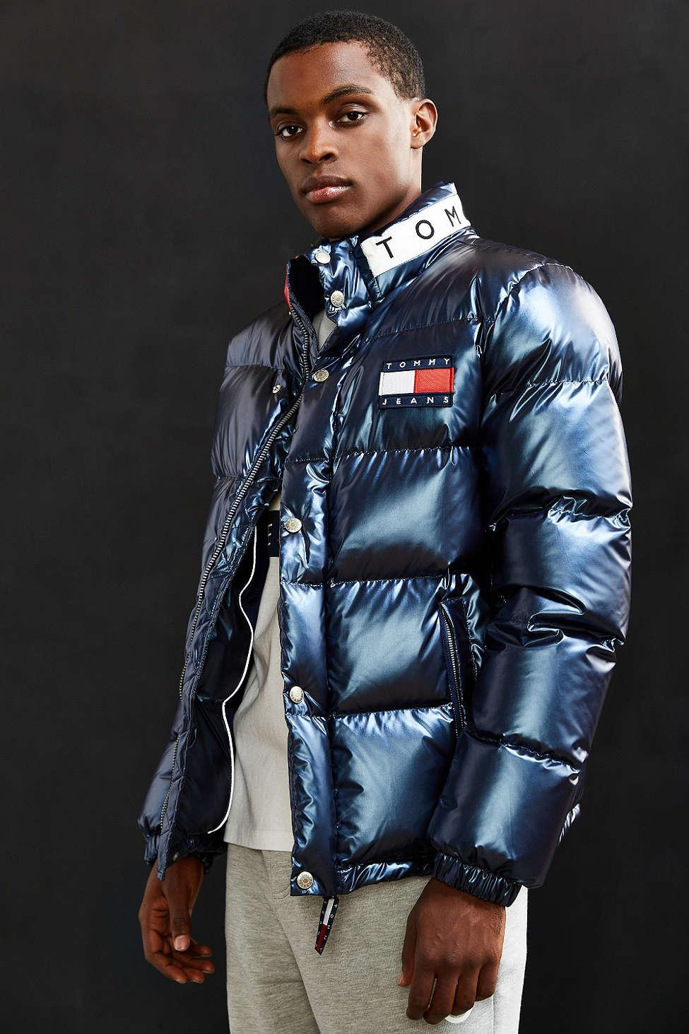 Men Bubble Jacket