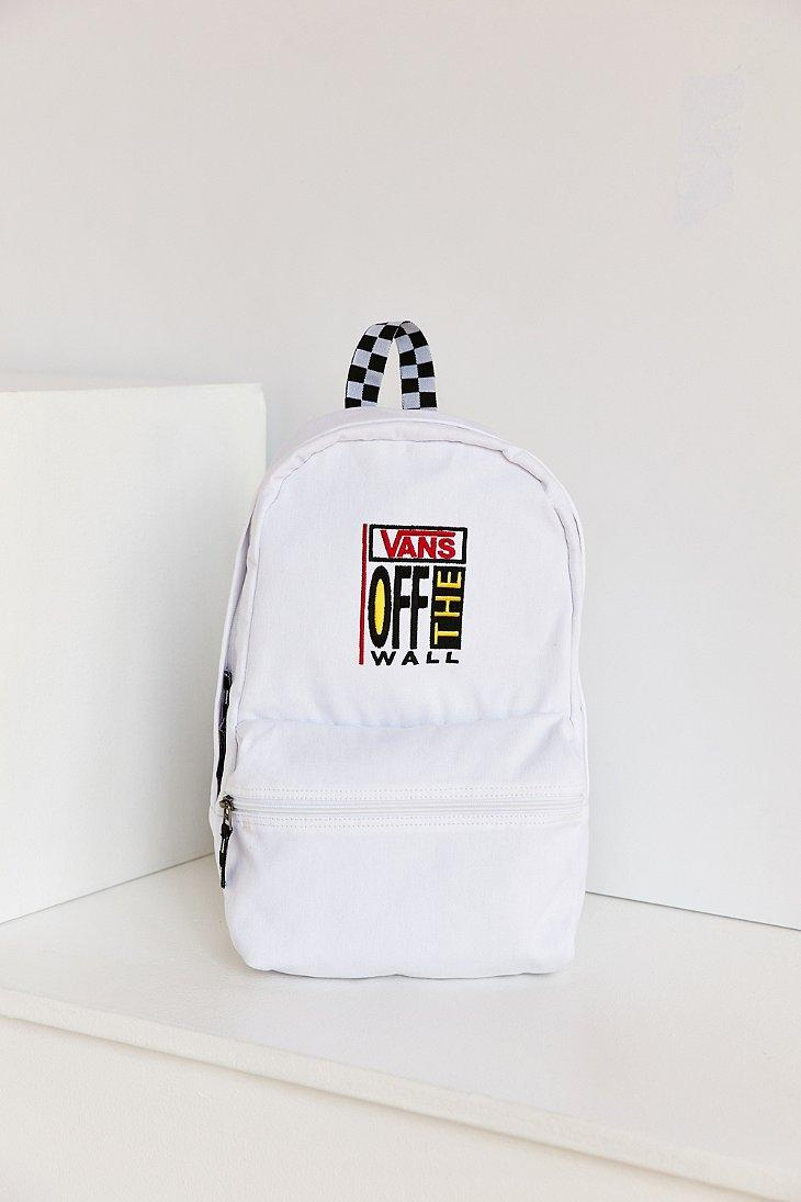 Lyst - Vans   Uo Calico Backpack in White