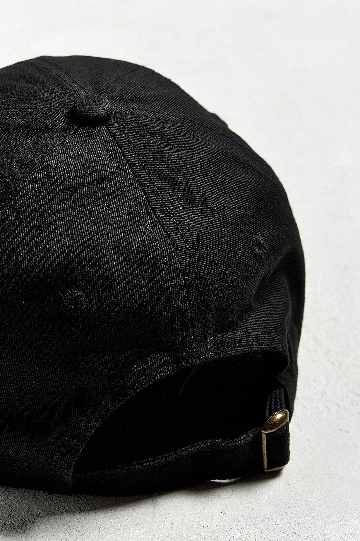 7a6864ccf09f1 Urban Outfitters Uo Cobra Baseball Hat in Black for Men - Lyst