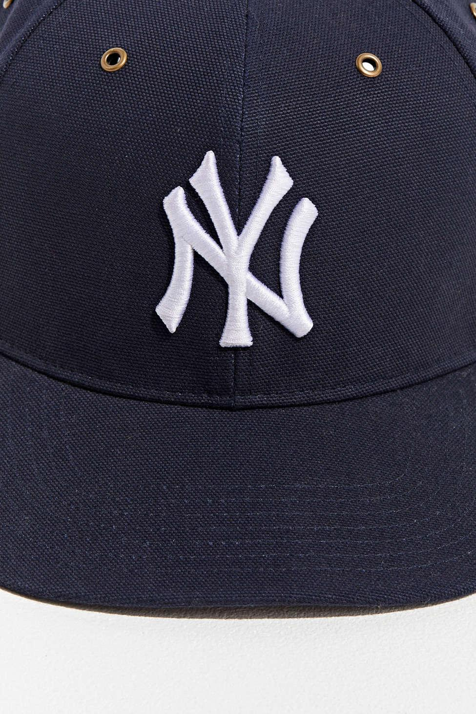 a53e65c7f 47 Brand X Carhartt New York Yankees Dad Snapback Hat in Blue for ...