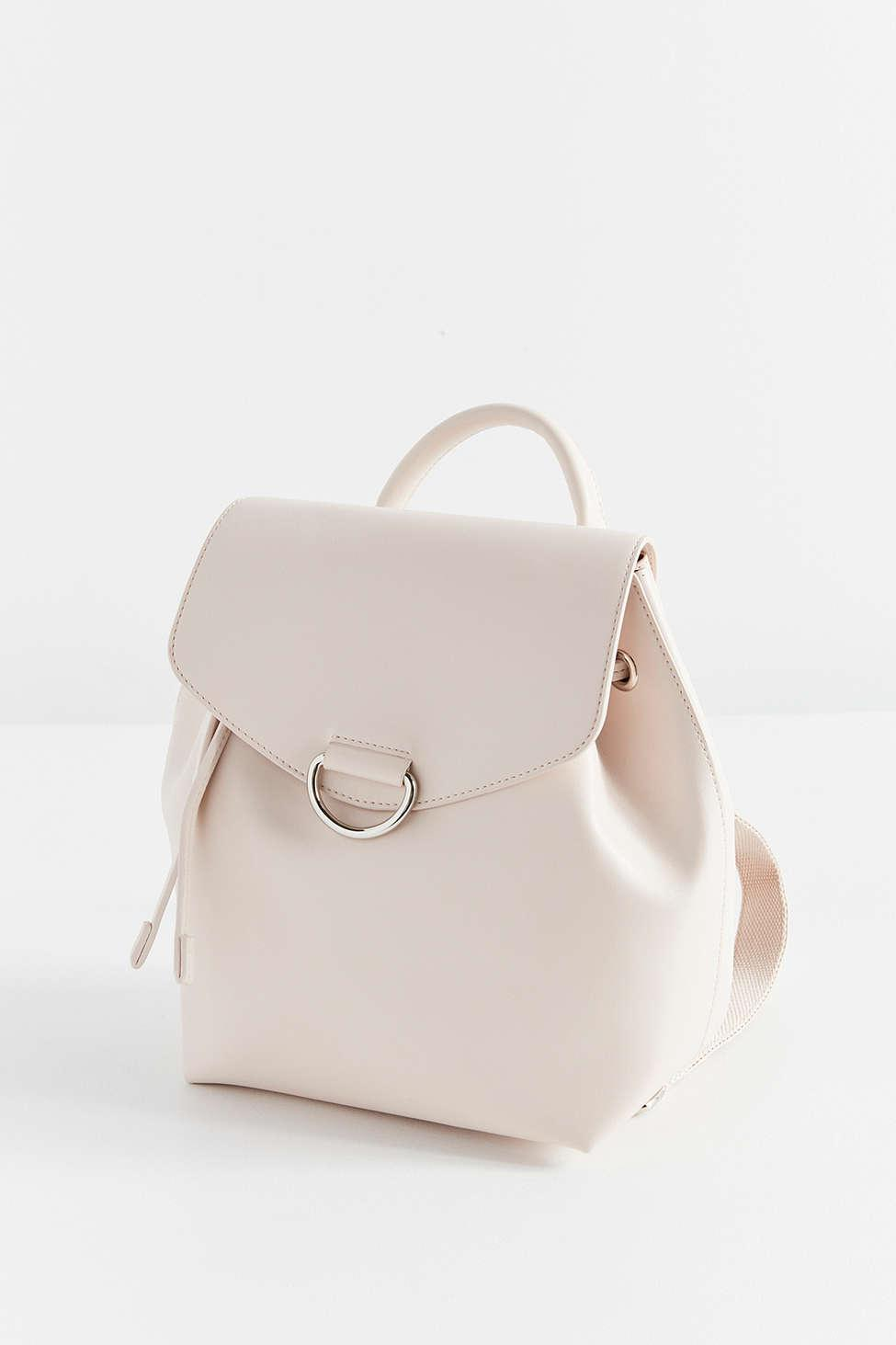802255b28e Mini Leather Backpack Urban Outfitters- Fenix Toulouse Handball