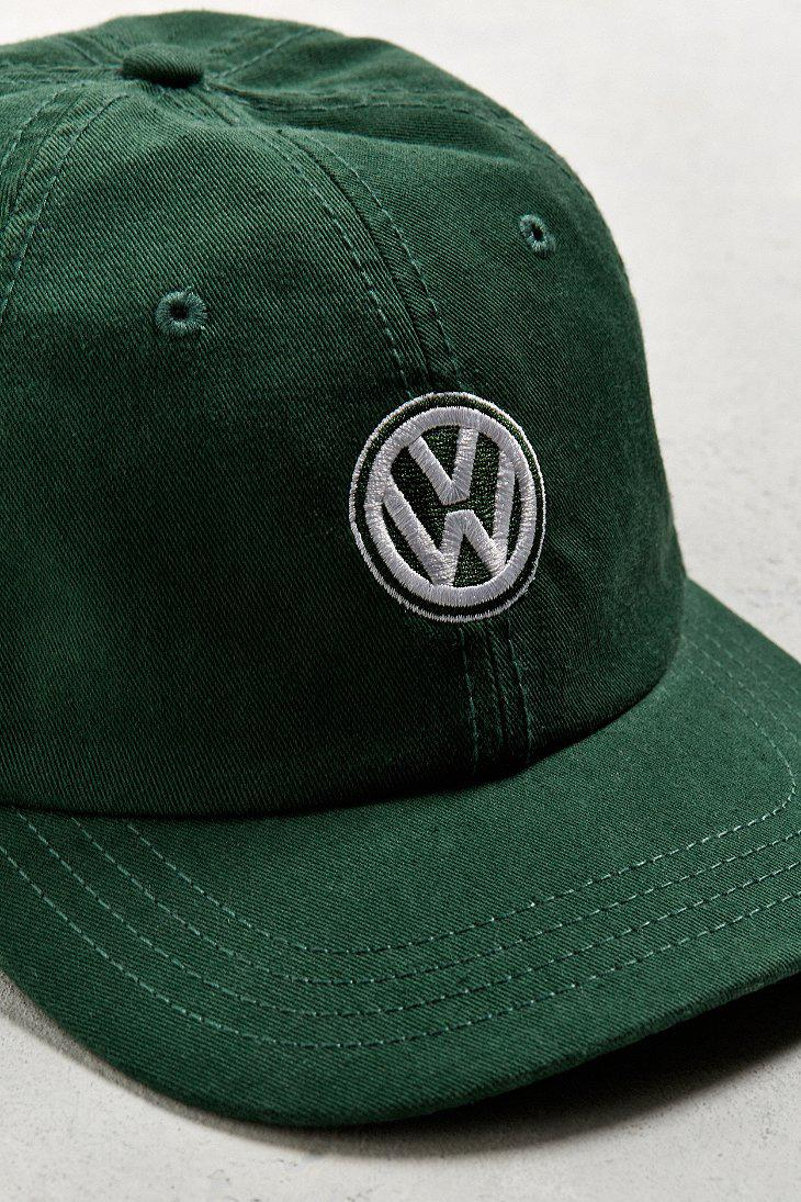 Lyst - Urban Outfitters Volkswagen Dad Hat in Green for Men 3bd33f63ff5