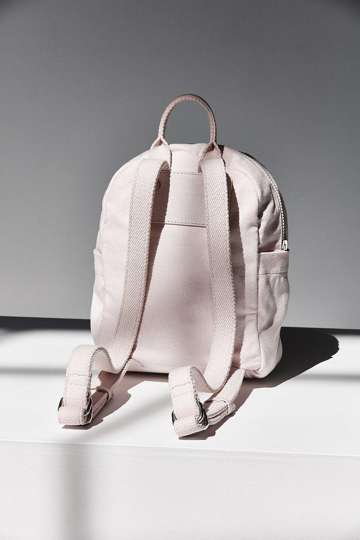f77636911f02 Lyst - Urban Outfitters Mini Classic Canvas Backpack in Pink