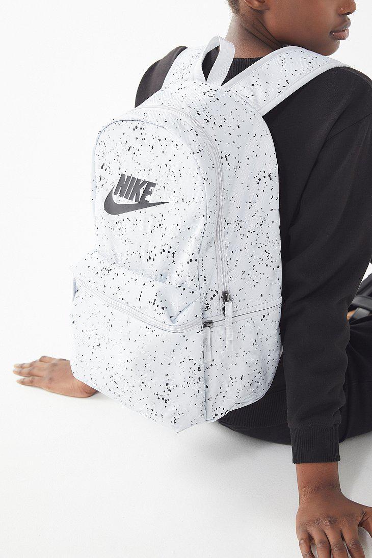 aff5956b87 Lyst - Nike Nike Sportswear Heritage Backpack in Gray