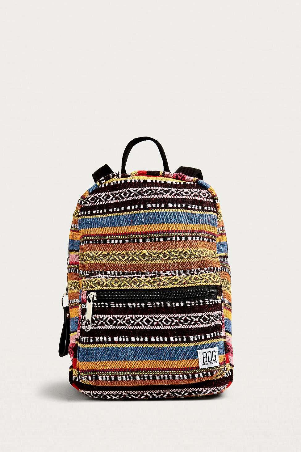 a07794bf5 BDG Tapestry Stripe Mini Backpack - Womens All - Lyst