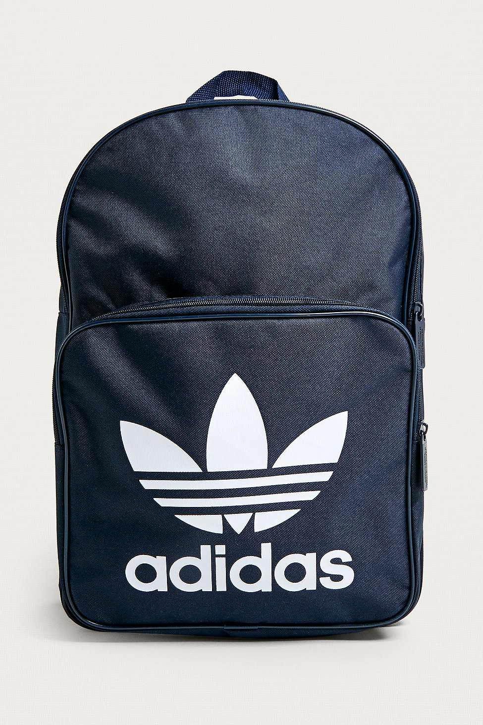 6e3dc8a97532 Adidas Trefoil Navy Backpack in Blue for Men - Lyst