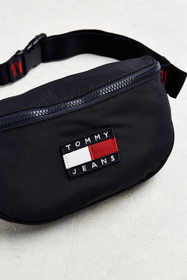 6ea75547 Tommy Hilfiger Tommy Hilfiger Sling Bag in Blue for Men - Lyst