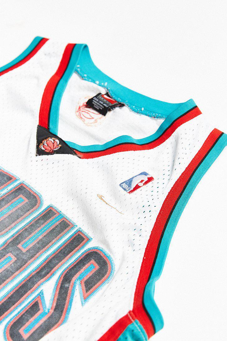 418c8c48eff Lyst - Urban Outfitters Vintage Nike Jason Williams Memphis ...