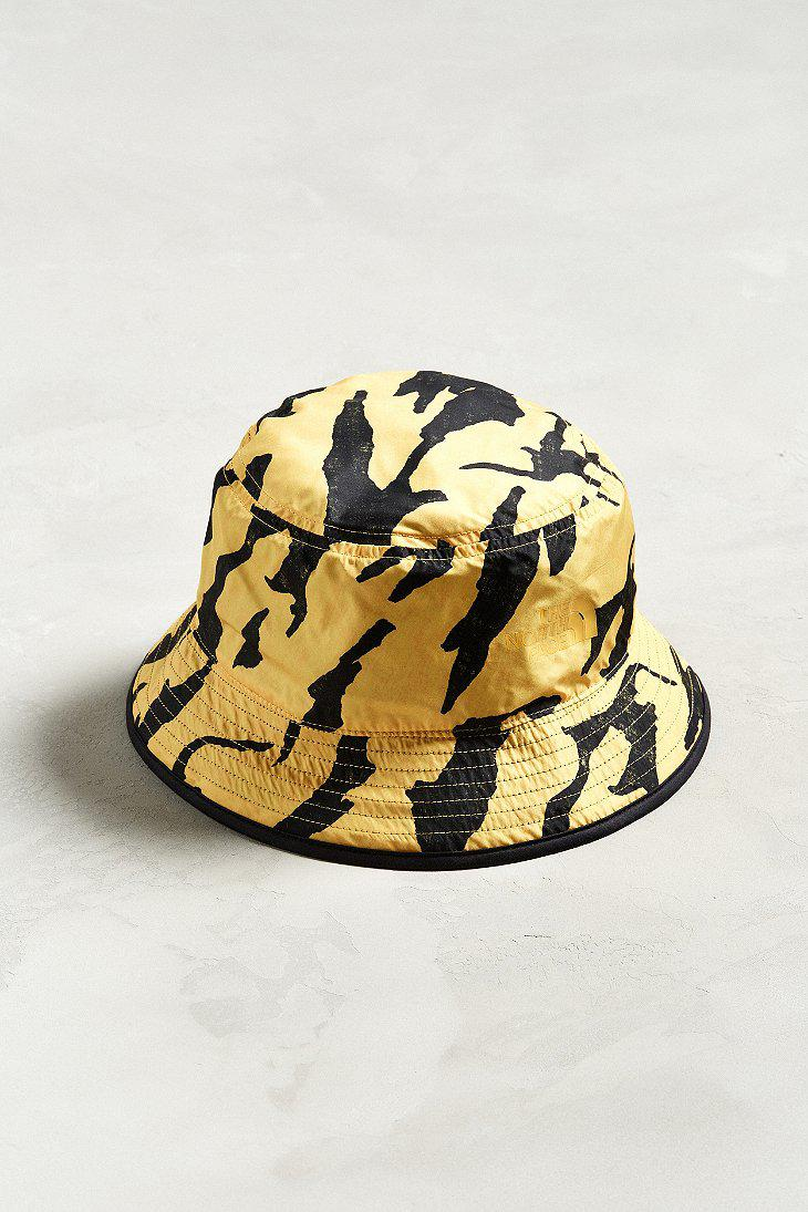 5b0c7d36 The North Face The North Face Sun Stash Bucket Hat in Metallic for ...