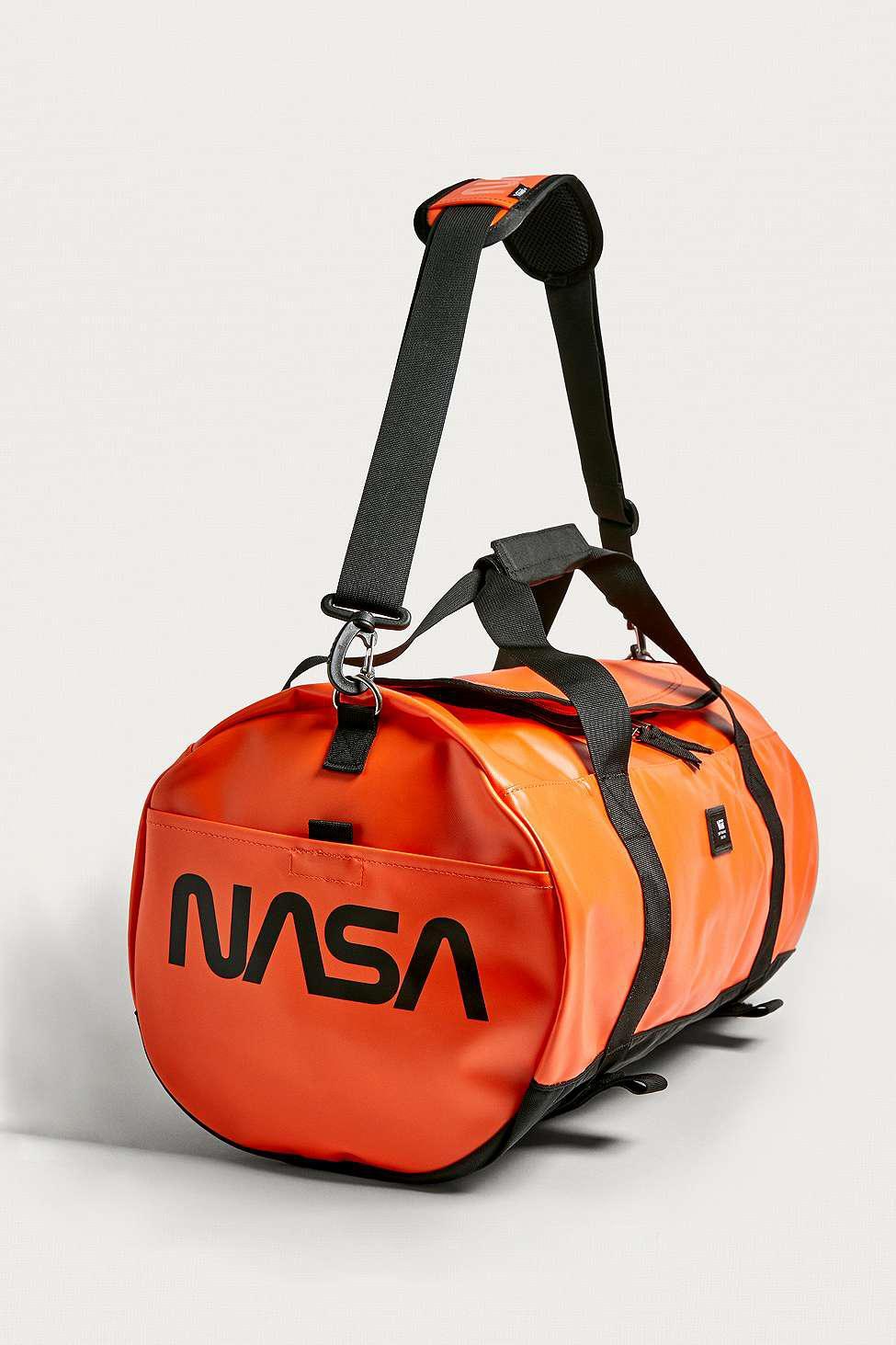 c4dd69399a Vans Space Voyager Nasa Grind Skate Barrel Bag - Mens All in Orange ...