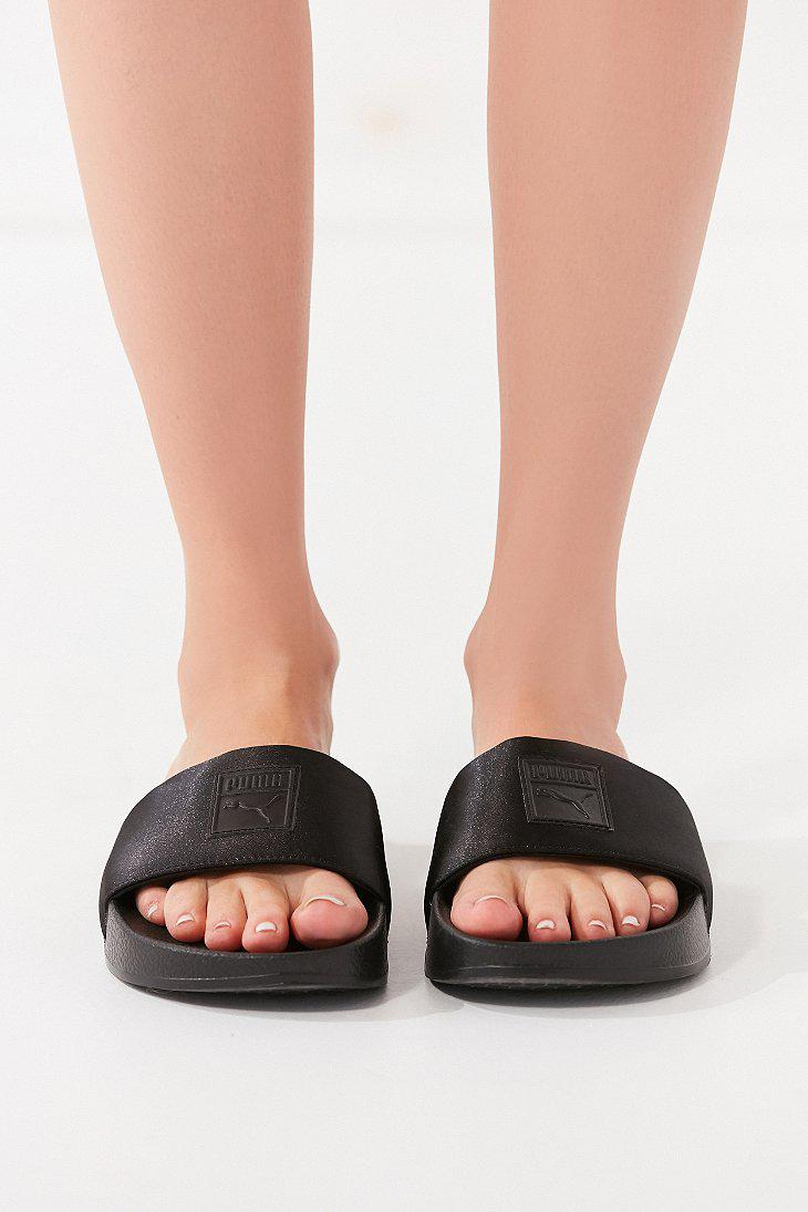 Leadcat Satin Slides Bgmjek