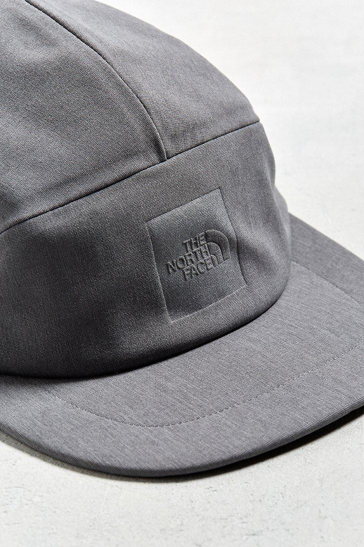 8f04b3ae22d Lyst - The North Face The North Face City Camper 5-panel Hat in Gray ...