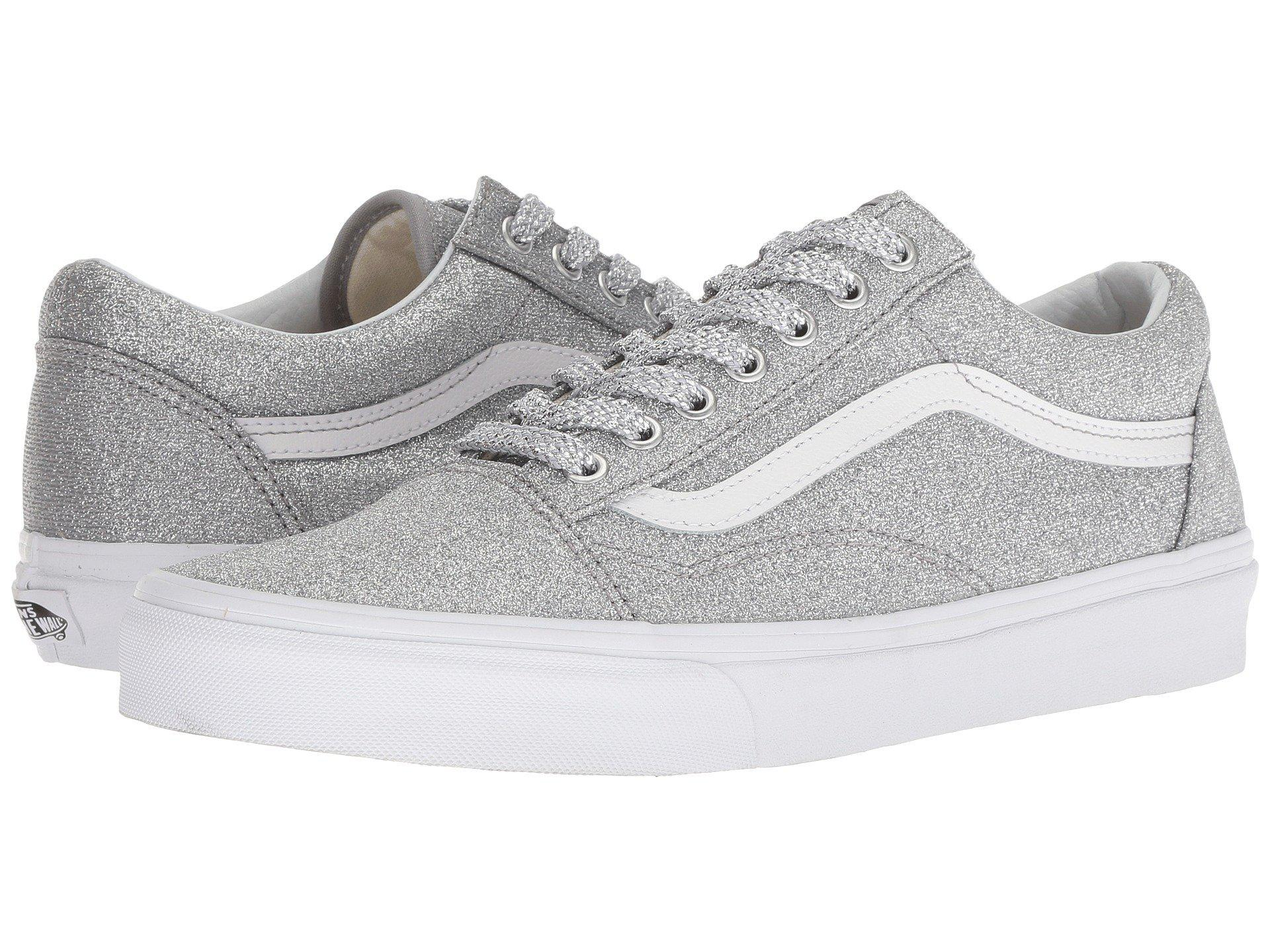 Vans. Women s Lurex Glitter Old Skool cf6b1a035