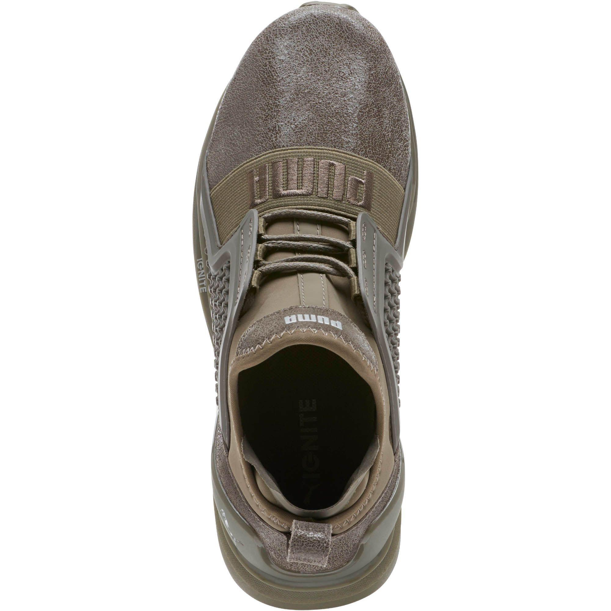 7425b8c5853 PUMA - Multicolor Ignite Limitless Metallic Suede - Lyst. View fullscreen