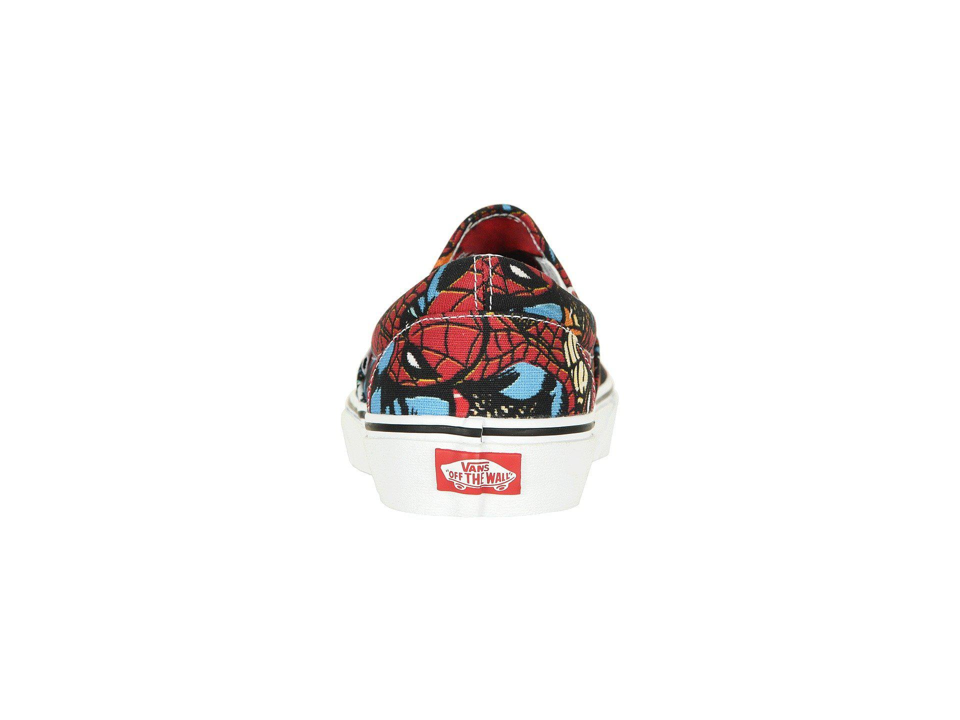 08a3ef558aad32 Lyst - Vans Marvel Classic Slip-on for Men
