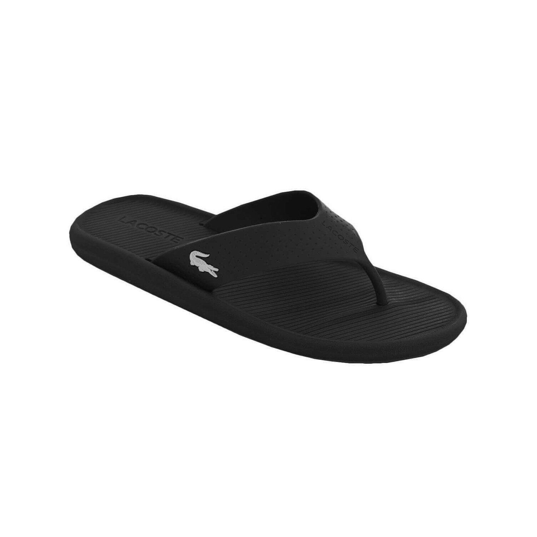 cedd7da9e Lyst - Lacoste Croco Sandal 219 1 Cfa in Black