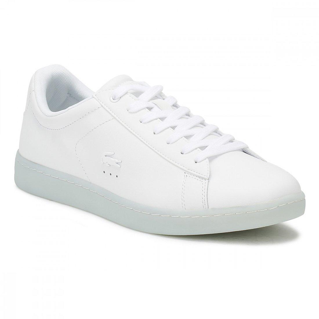 f0bd6931 Lacoste Carnaby Evo 118 3 in White - Save 42% - Lyst