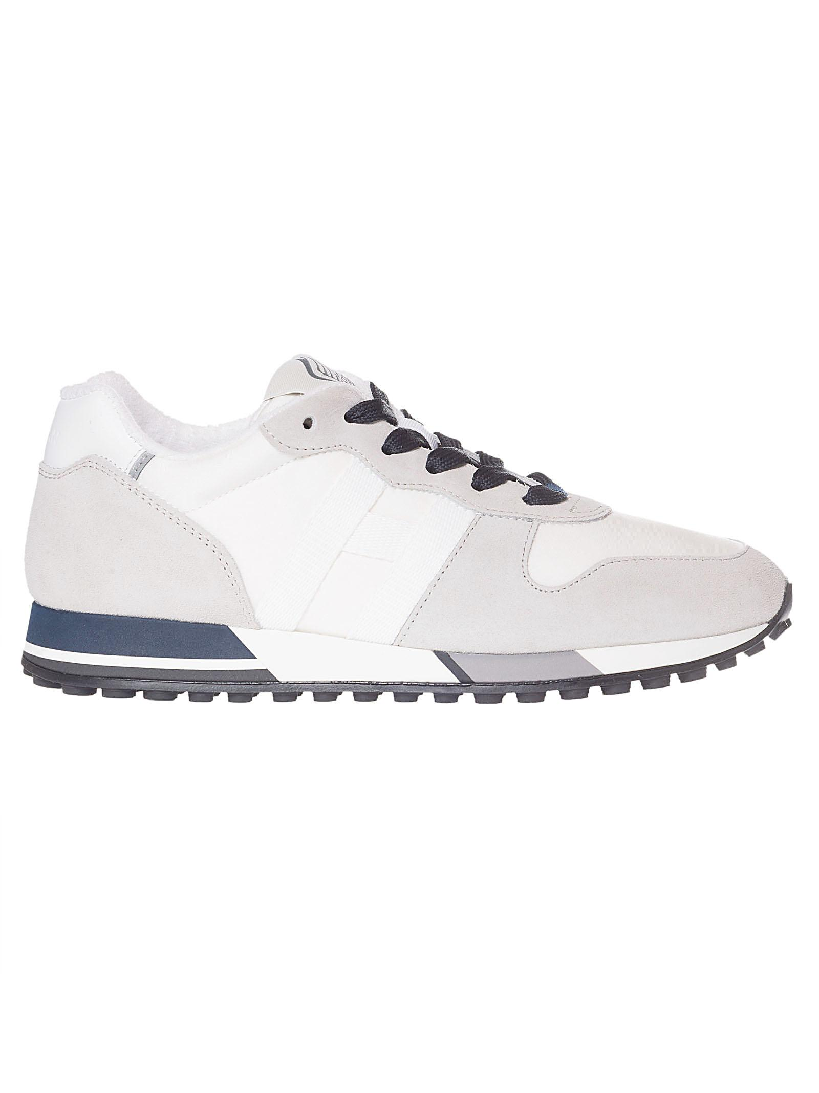 814ddd6c7131 Lyst - Hogan Shoes in White for Men