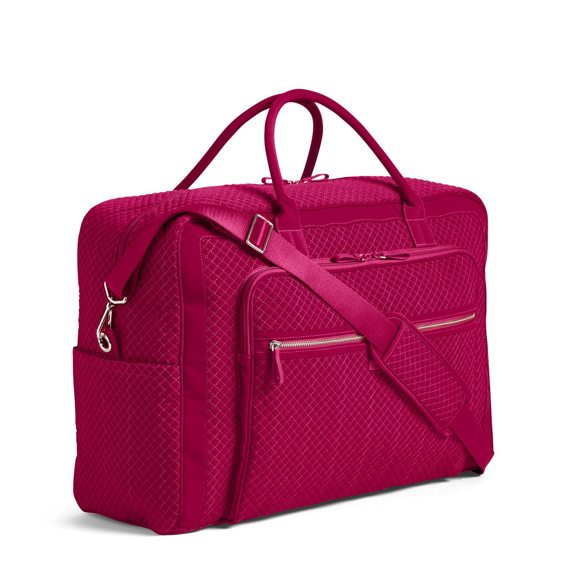 f540d1ab2e44 Gallery. Previously sold at  Vera Bradley · Women s Weekender Bags ...