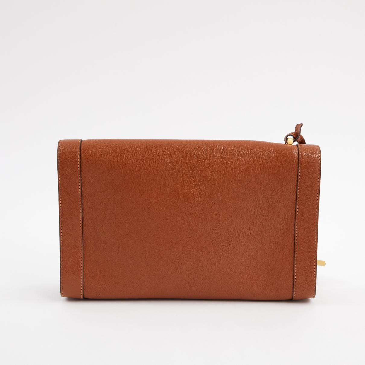 Pre-owned - Barcelona leather clutch bag Loewe