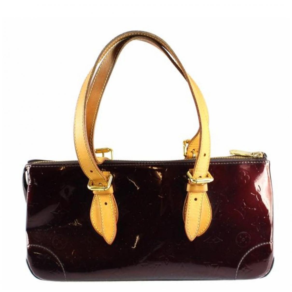 a6086add5 Louis Vuitton. Women's Rosemood Purple Leather Handbag. £662 From Vestiaire  Collective