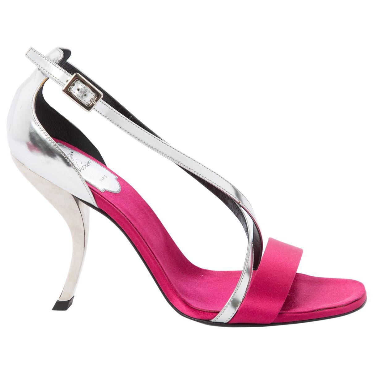 Pre-owned - Cloth heels Roger Vivier VUqGDa
