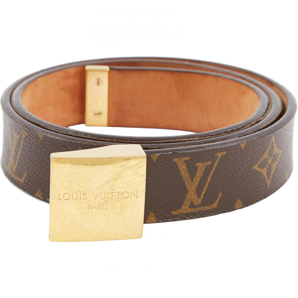 71d4be1d8db3 Gallery. Previously sold at  Vestiaire Collective · Women s Tan Belts ...