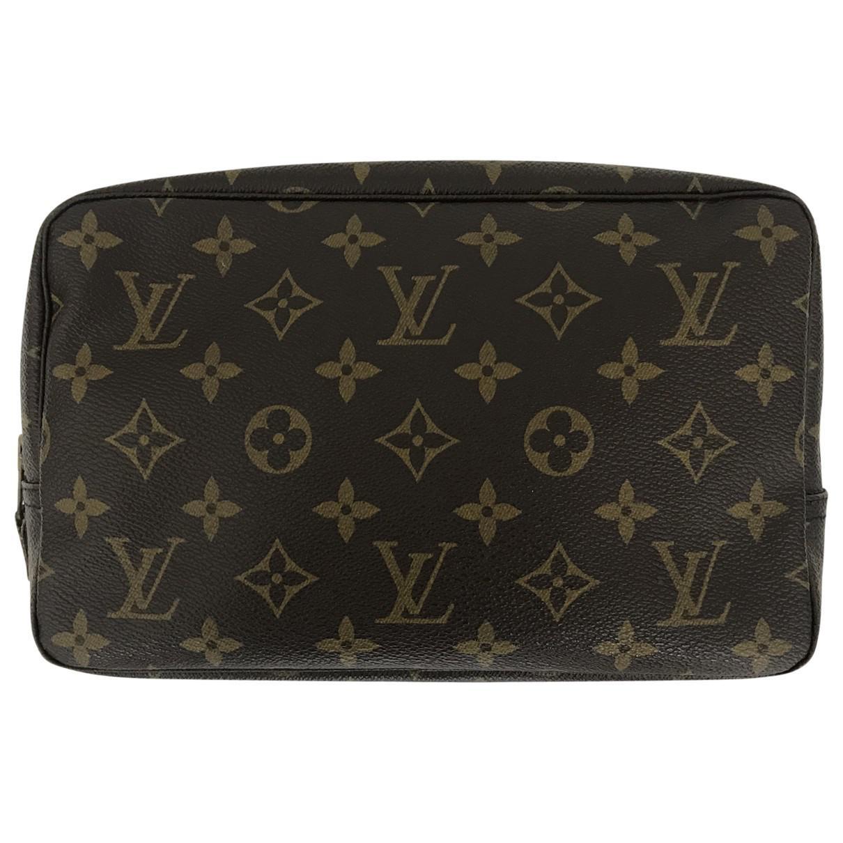 Lyst - Petite maroquinerie en toile Louis Vuitton pour homme en ... ac0f2bc7b5f