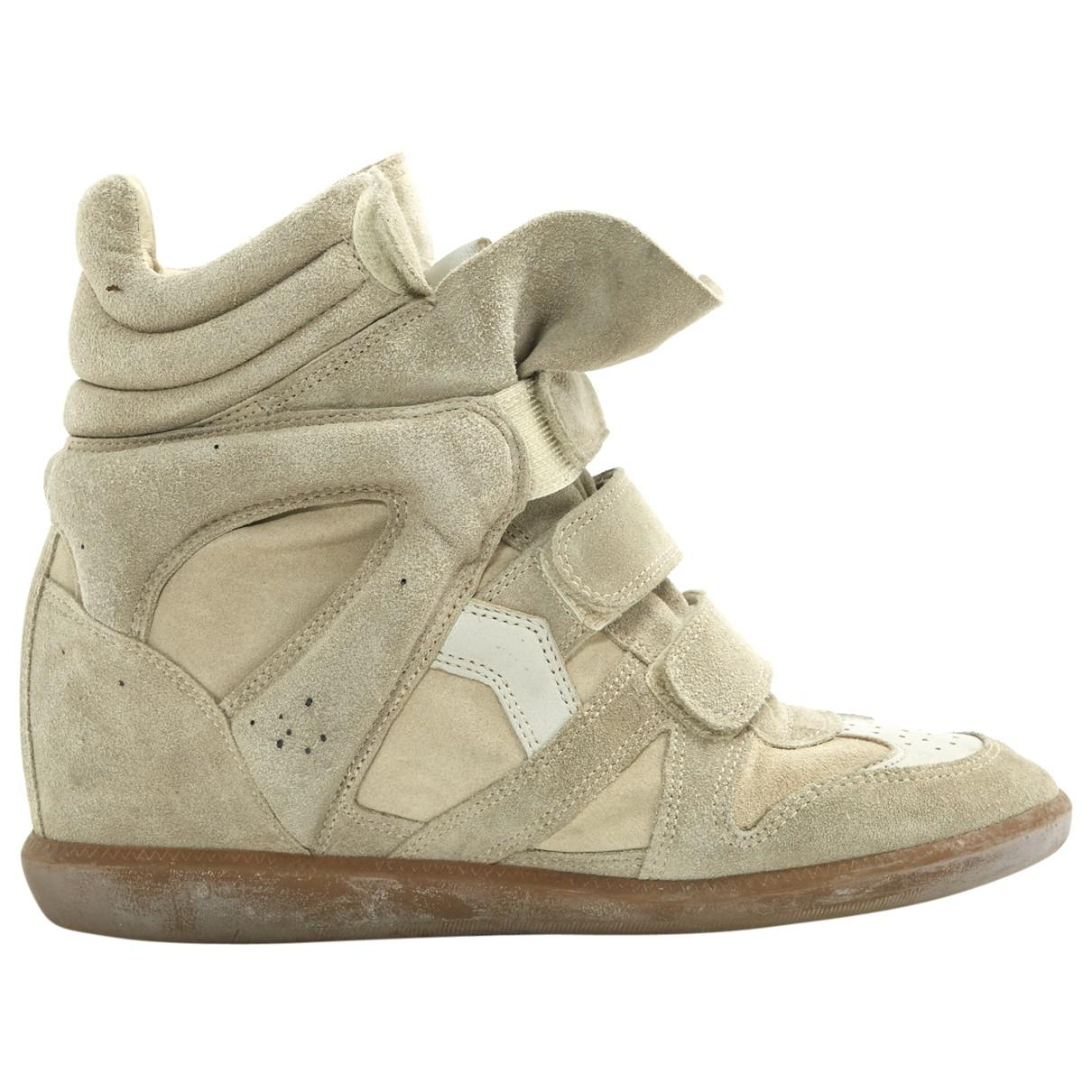 Pre-owned - Beckett cloth trainers Isabel Marant 5CYrD