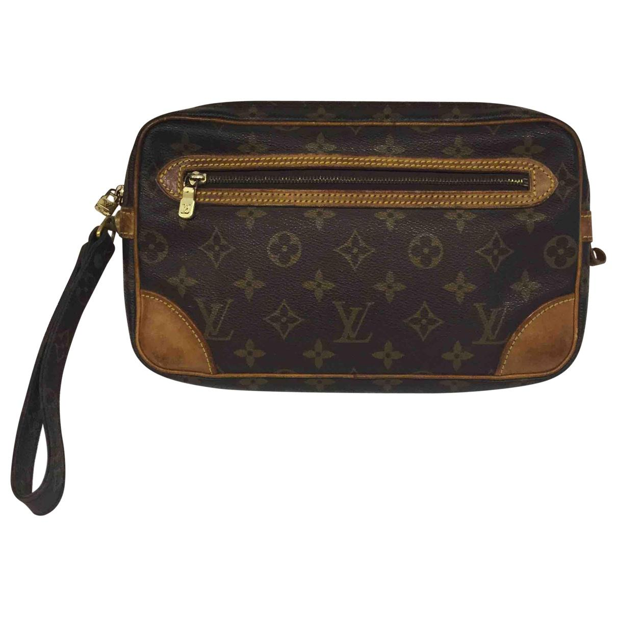 Louis Vuitton Pre-owned - Cloth clutch bag nw5jxnd