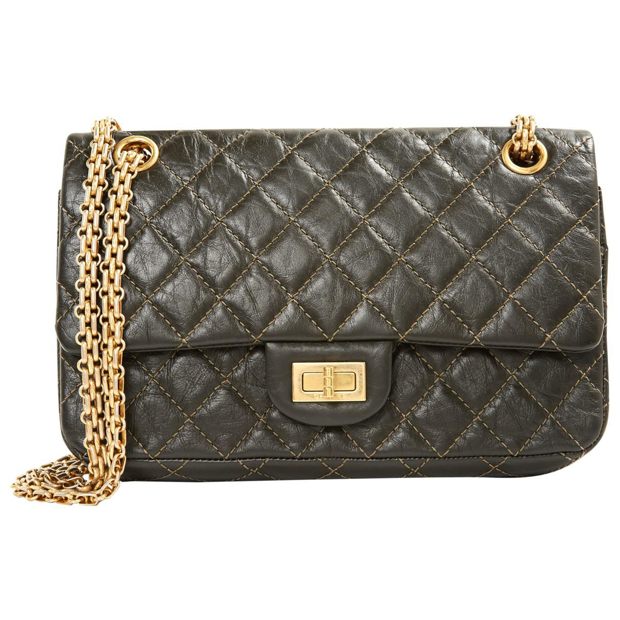 4463af954410 Lyst - Chanel Pre-owned Bag in Green